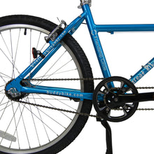 Load image into Gallery viewer, Buddy Bike Family Economy 3 Speed, Light Blue, BB102-AL-3.17E