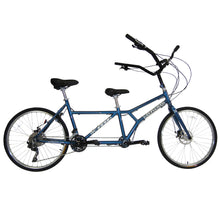 Load image into Gallery viewer, Buddy Bike Sport 30 Speed, Steel Blue & Silver, BB104-AL-30.17