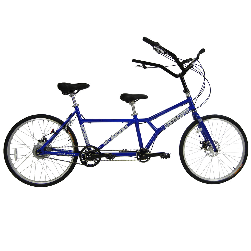 Buddy Bike Sport Deluxe w/Nfinity N380 internal hub (3 colors)
