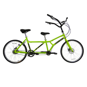 Buddy Bike Sport Deluxe w/Nfinity N380 internal hub (2 colors)