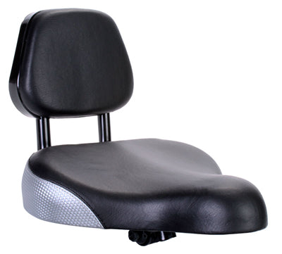 Sunlite Backrest Saddle, SEAT-EZSUN