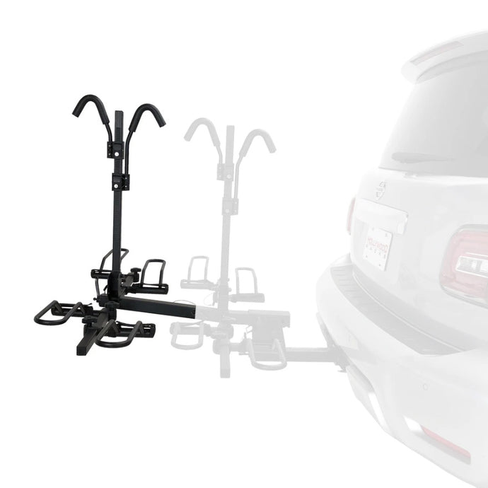 Sport Rider SE2 Add on Kit for Bike Hitch Rack by Hollywood Racks - Carry Up to 4 Bikes (Shipping Included)