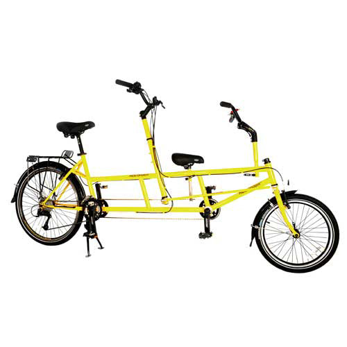 Kidz Tandem - Rear Steering Bike for Toddlers, Kids, Dogs, Cargo