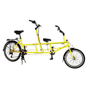 Kidz Tandem > Versatile Rear Steering Bicycle for Toddlers, Kids, Adults, Dogs, Cargo