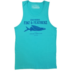 Flying Fish Tank Top