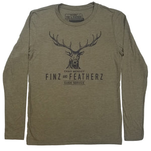 Stag Long Sleeve T