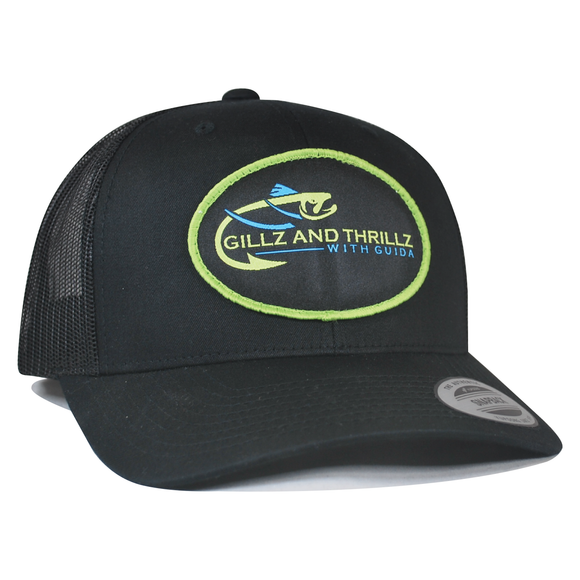 G&T Badge Hat - Black