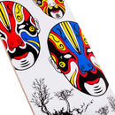 Cal 7 Dynasty Skateboard Deck Canadian Maple 7 Ply 8 Inch Popsicle Trick