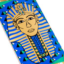 Cal 7 Pharaoh Skateboard Deck Canadian Maple 7 Ply 8 Inch Popsicle Trick