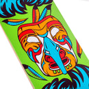 Cal 7 Heritage Skateboard Deck Canadian Maple 7 Ply 8 Inch Popsicle Trick