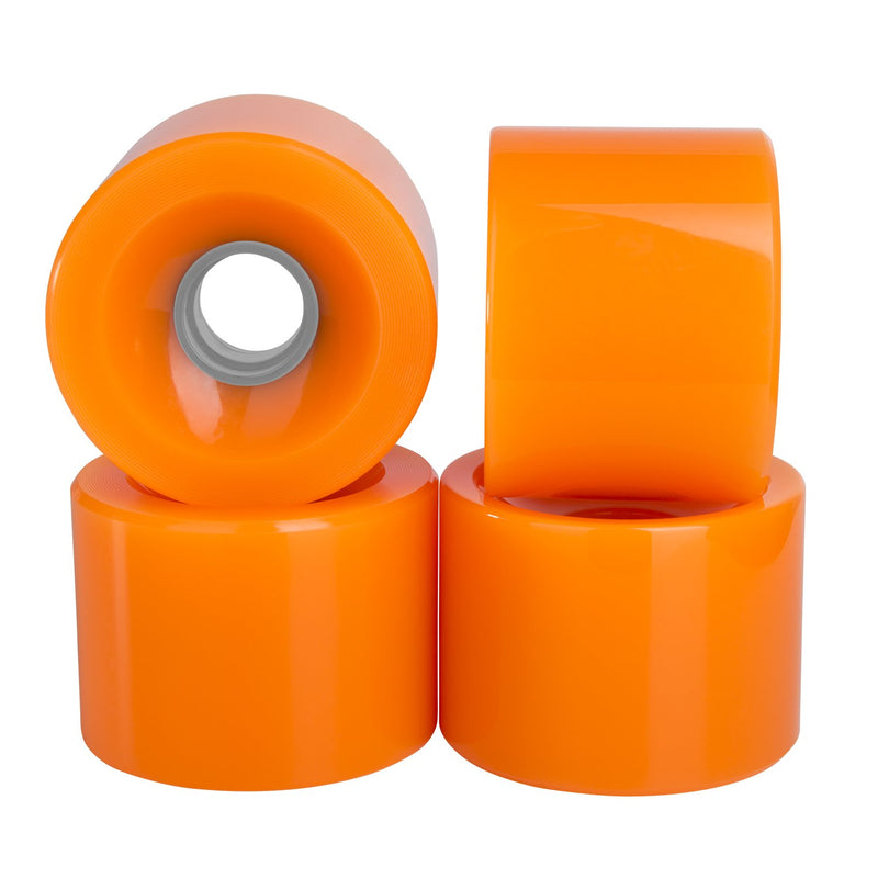 Cal 7 Polyurethane Skateboard Solid Wheels for Street and Park 65x51mm 80A