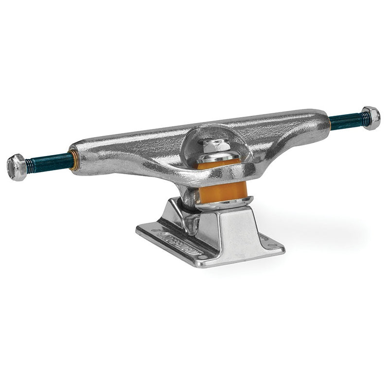 Independent 129 Stage 11 Forged Titanium Silver Skateboard Trucks