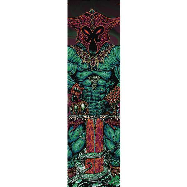 Mob Skinner Death Warrior Griptape
