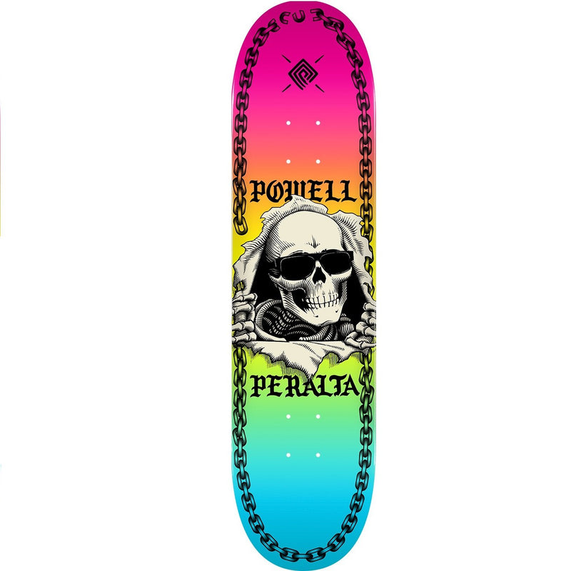 Powell Peralta 8.25 Inch Colby Ripper Chainz Skateboard Deck