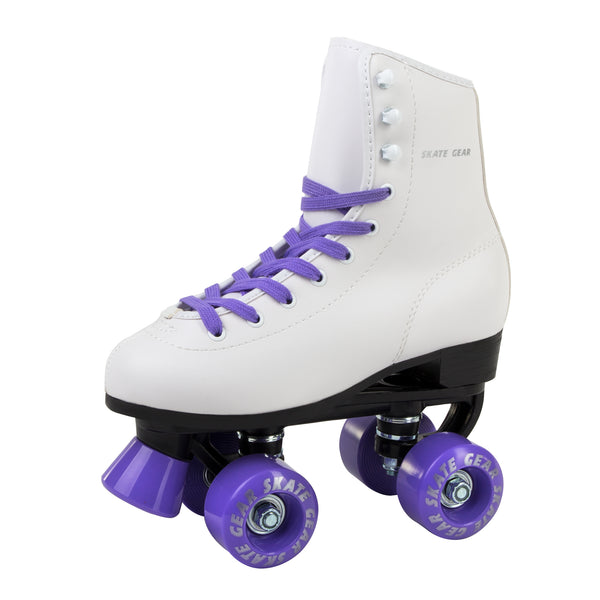 Skate Gear Roller Skates with Soft Boots