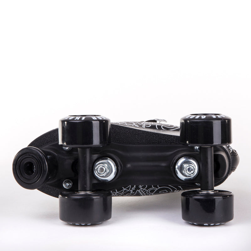 Skate Gear Graphic Roller Skates