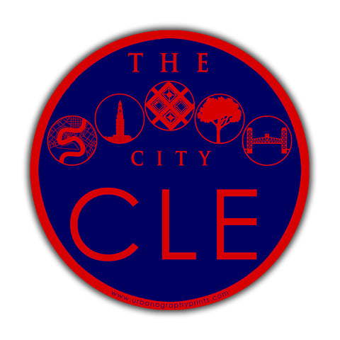The Sixth City Sticker