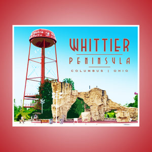 Whittier Peninsula Print