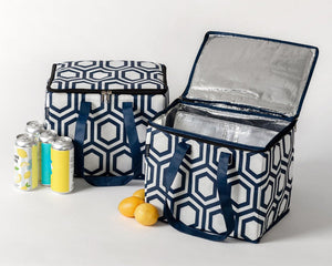COLLAPSIBLE COOLER BAG | HONEYCOMB.