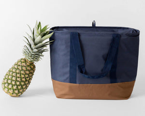 THERMAL TOTE BAG | NAVY - Planet E
