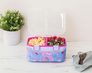 FOOD CUBE™ 3L ALL-IN-ONE LUNCH BOX | Magic Mermaid