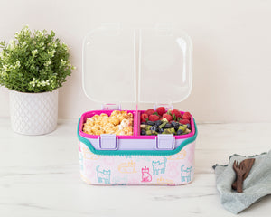 FOOD CUBE™ 3L ALL-IN-ONE LUNCH BOX | Party Pets