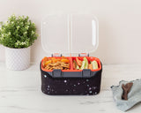 FOOD CUBE™ 3L ALL-IN-ONE LUNCH BOX | Starry Night