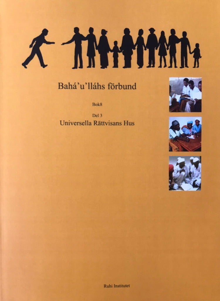 Ruhi-institutets bok 8 del 3