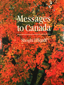 Massage to Canada