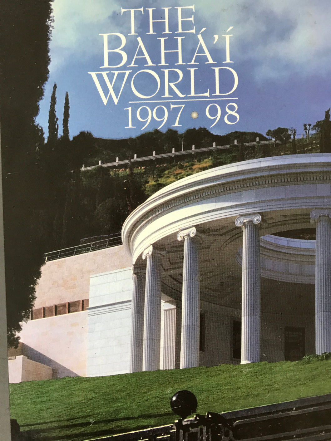 Bahá'í World, The 1997-1998