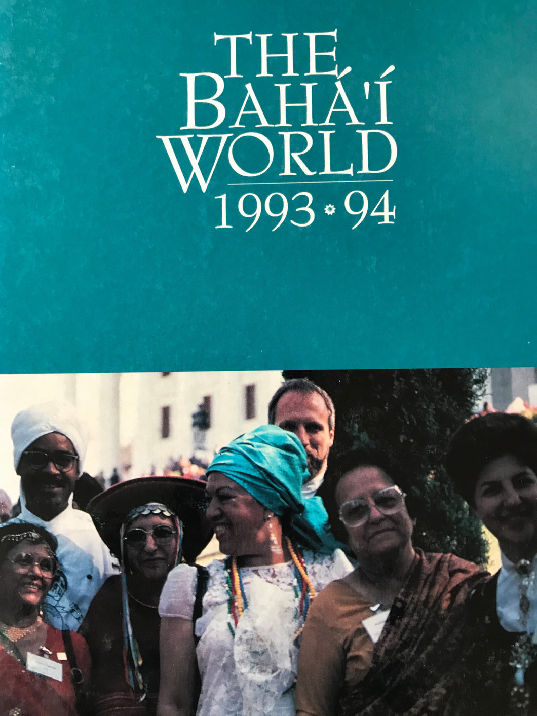 Bahá'í World, The 1993-1994