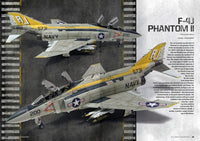 USN Legendary Jets Aircraft Scale Modeling Guide Book
