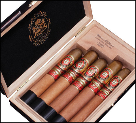 Don Carlos Edicion de Aniversario, 5-Cigar Assortment