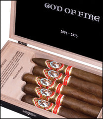 God of Fire, Natural 5 Cigar Assortment