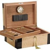 Don Salvatore, Sycamore Humidor