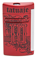 S.T. Dupont, MaxiJet Red Tatuaje 10th Anniversary Lighter