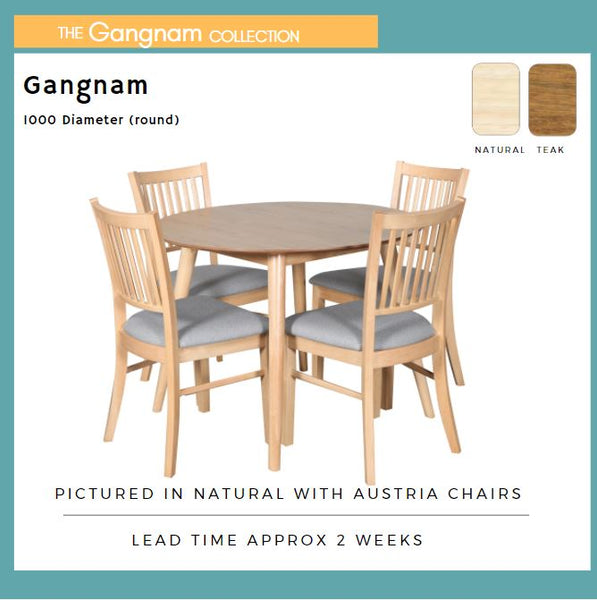 Gangnam Dining Table Collection