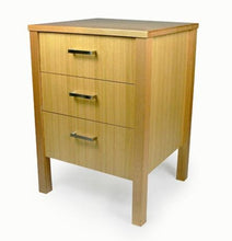 Load image into Gallery viewer, Soma Bedside - 3 Drawer