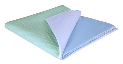 Boss 40 Super Heavy Duty Bed Pad with Tuck in Wings (Holds 2500ml)