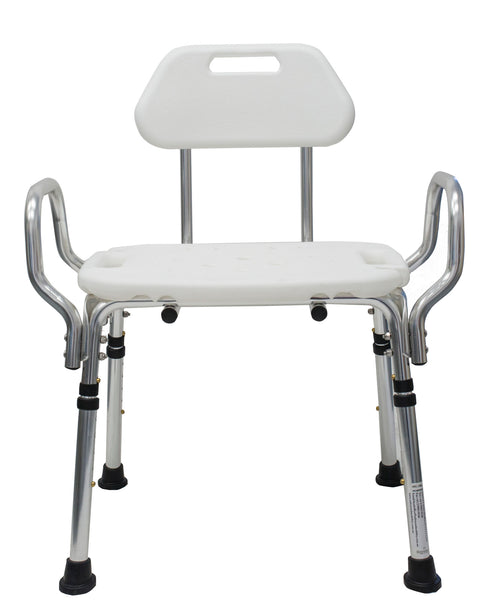 Shower Chair/Stool - Heavy Duty Bariatric