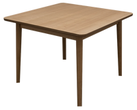 Sofia Timber Dining Table - 90cm x 90cm