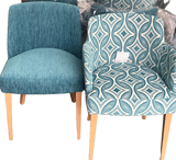 Darby Side Chair - Australian Made (Italian Frames)