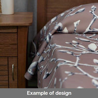 Sara Berrenson Design Bedspreads - Premium Print on Materialised Harlequin