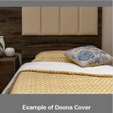 Hot off the Press Doona Covers - MPC on Materialised Harlequin