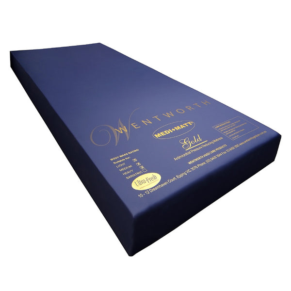 Gold Deluxe Pressure Reducing Mattress