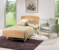 Kingston Timber Head and Foot to Suit Hi-Lo and Lo-Lo Beds