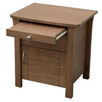 BSLIN702 Linear Bedside - Small 1 Drawer