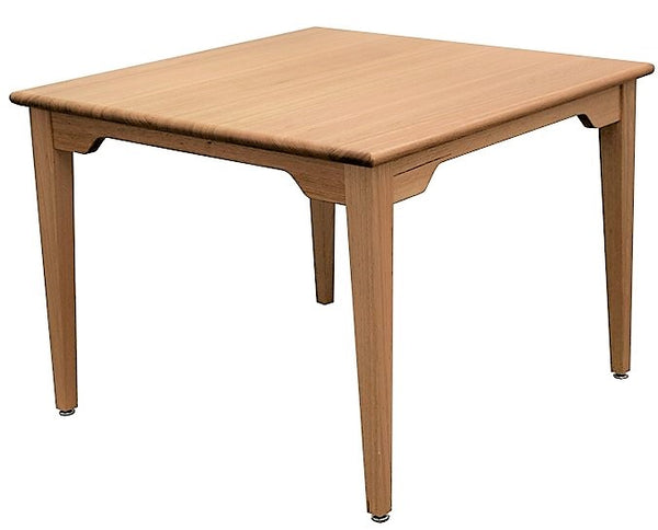 Solid Timber Dining Table - 100cm x 100cm