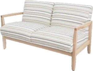 Oslo Two Seater Arm Chair