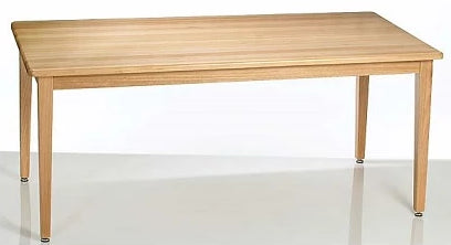 Solid Timber Dining Table - 180cm x 100cm